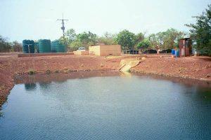 Sadiola sewage
