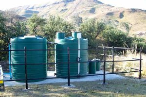 Silver streams wastewater treatment system