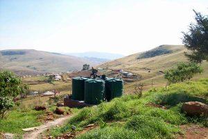 Sondelani Clinic Sewage treatment plant
